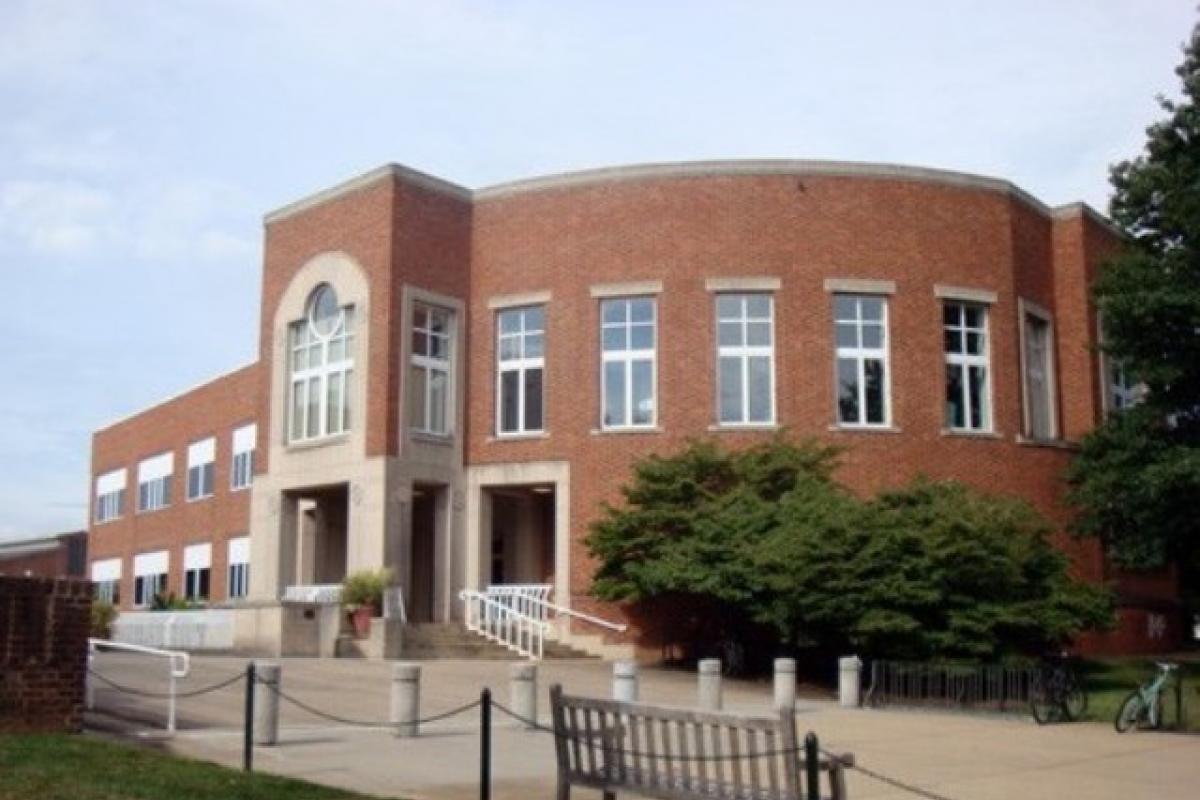 University of Virginia, Gilmer Chemistry Hall, Façade Stabilization & Structural Repair, Charlottesville, VA
