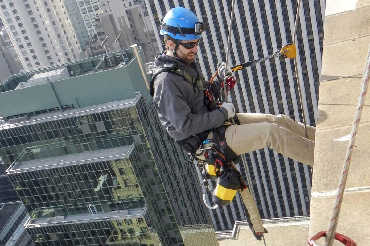 The Pierre Hotel, Rope Access, Façade Investigation & Repair, New York, NY