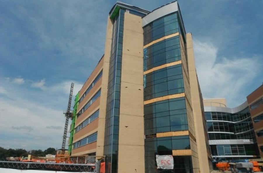 Sentara Leigh Hospital Bed Tower Expansion Norfolk Va