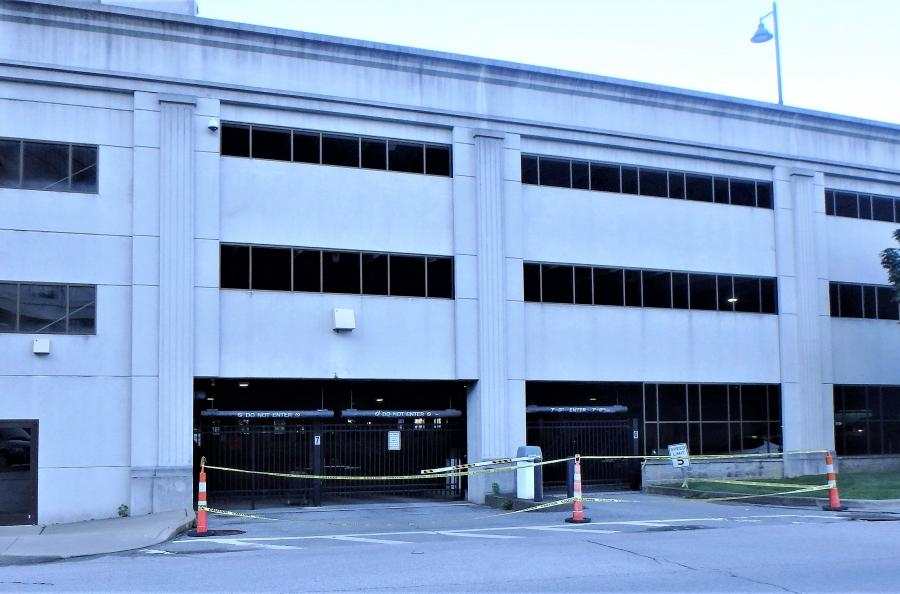Piedmont Parking Garage - Building 13