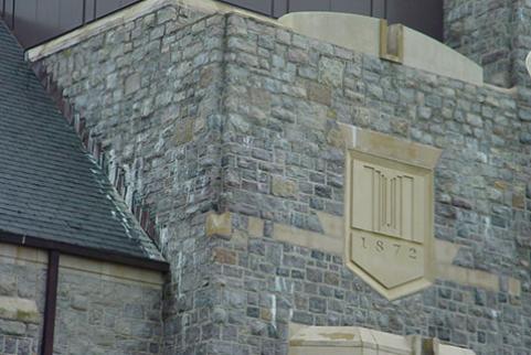 Virginia Tech Hokie Stone Efflorescence Study Amp Fa 231 Ade